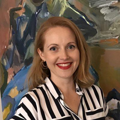 Merili Vares Rohetiigri akadeemia mentor