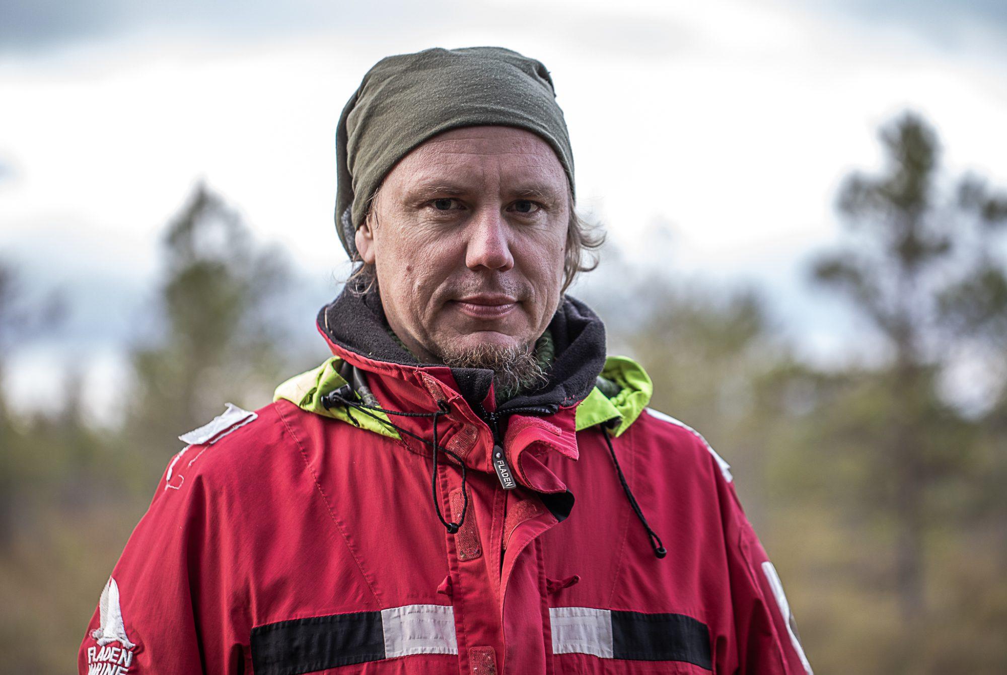 Jüri-Ott Salm Rohetiigri teadmiste tiimi juht