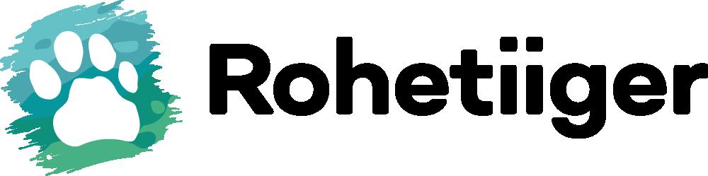 Rohetiiger logo nimetus